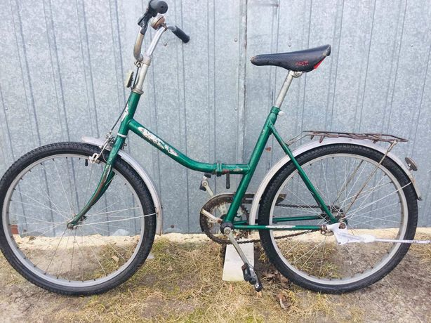 Велосипед АИСТ-24