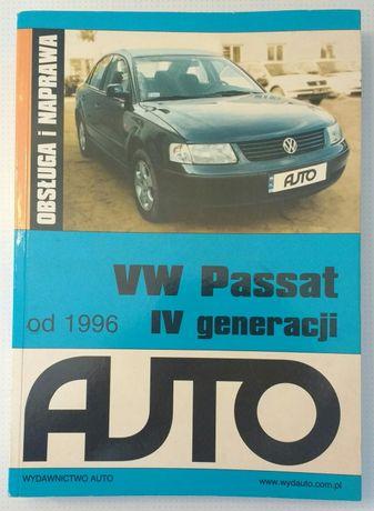 Książka Volkswagen VW Passat IV generacji od 1996 obsługa i naprawa