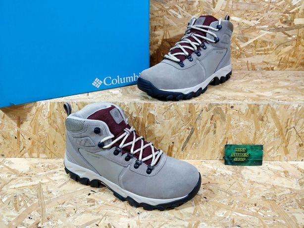 Ботинки Columbia Newton Ridge Plus WP влагостойкие Новые Оригинал 43