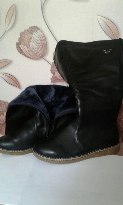 Ботинки зимние, женские Бердичев - изображение 1