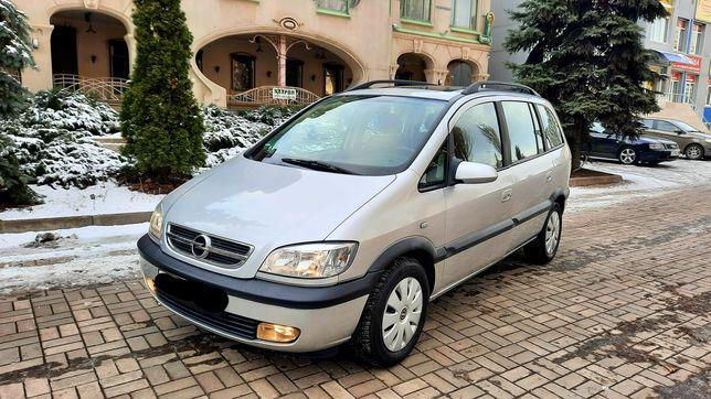 Opel zafira 1.8**