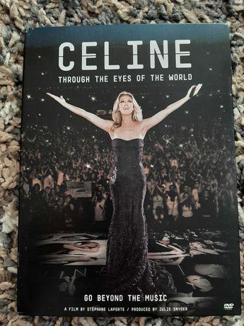 "DVD ""Celine: Through the eyes of the world"""