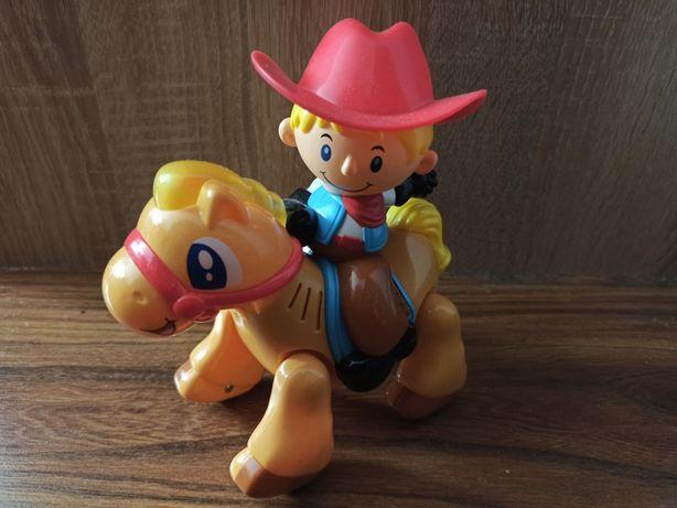 Dumel Galopujący kowboj