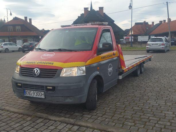 Auto lawta Pomoc Drogowa VW T5 1.9 tdi 140km 1710 ładownosci