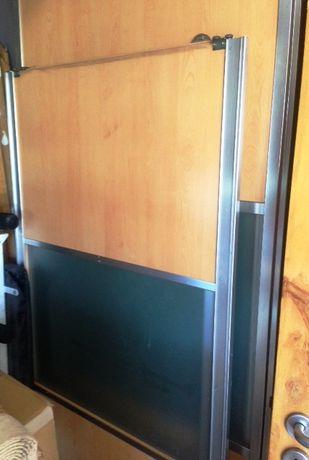 portas de roupeiros com modulo de gavetas