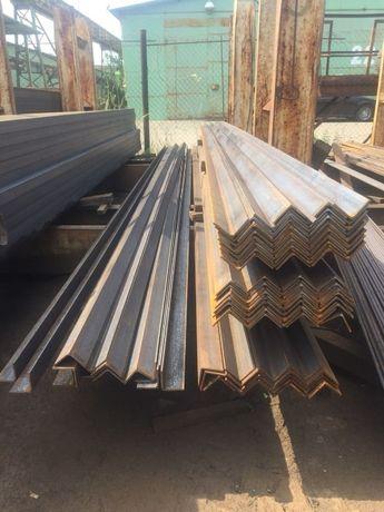 Уголок стальной новый и бу в ассортименте цена за кг от