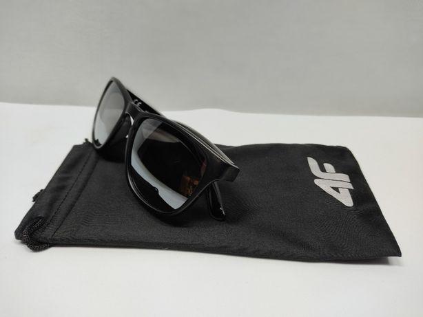 Okulary przeciwsłoneczne 4F czarne - Lombard Krosno Betleja