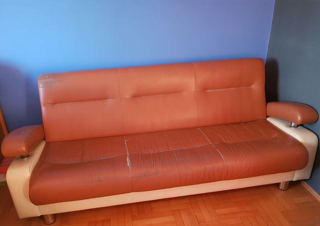 Oddam za darmo sofę kanape