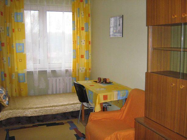 Pokój dla studentki, uczennicy, Czechów, bez dodatkowych opłat.