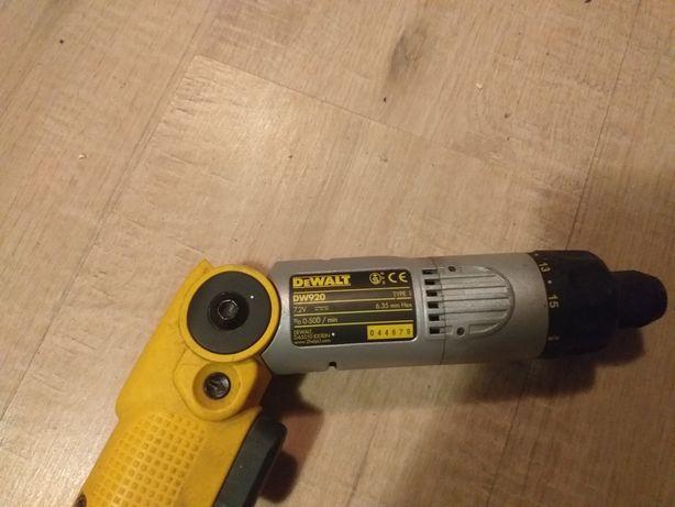 Dawalt  wkrętarka dwie baterie + ładowarka