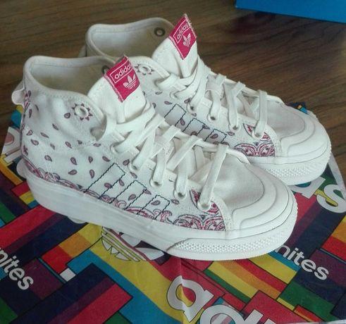 Ténis Adidas Nizza originais