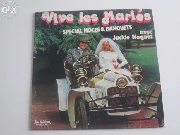 Disco de vinil,  - Vive les mariés (LP)
