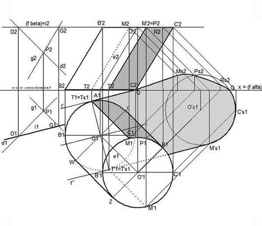 Explicações de Geometria Descritiva