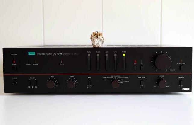 Sansui AU-D33 amplificador integrado