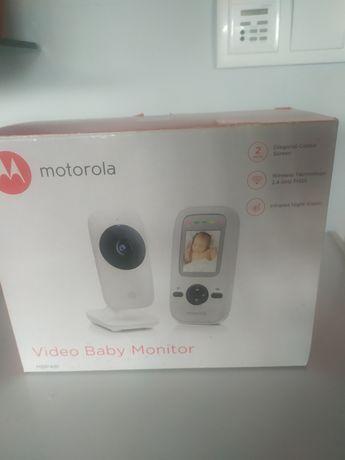 Intercomunicador Motorola a cores