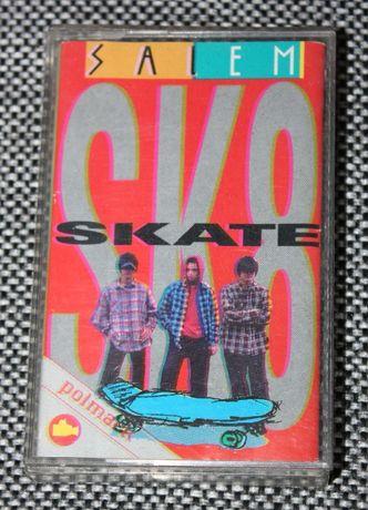 Kaseta magnetofonowa Salem SKATE SK8 polmark rap/hip-hop unikat