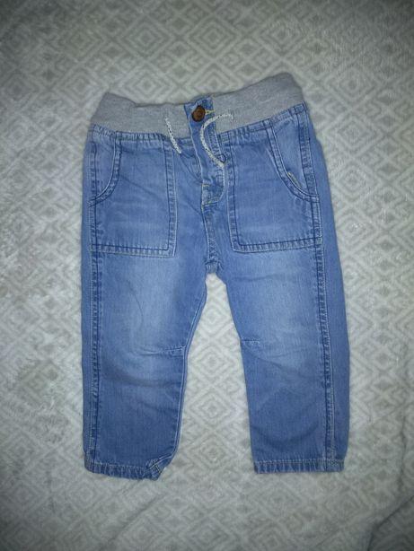 Spodnie  dżinsowe Zara 86