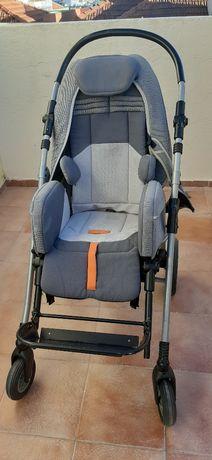Cadeira de rodas NEW BUG