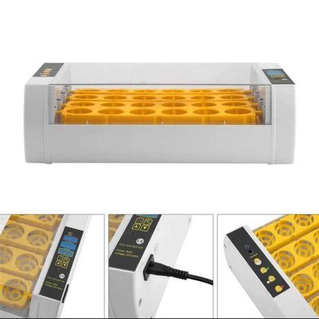 Automatyczny Inkubator / Wylęgarka do 24 jaj 220V – cena 370 zł