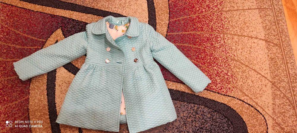 Деми пальто на девочку Чернигов - изображение 1