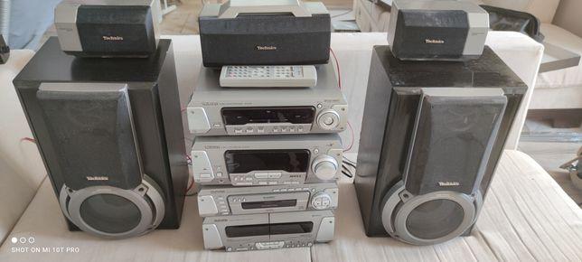 Technics EH750  zestaw kina domowego