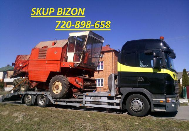 Skup Bizon Bizonow Z056 Z058 REKORD GIGANT BS Z110 sprawne i uszkodzon