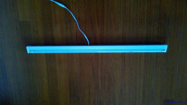 Lampada led com armadura com 60cm