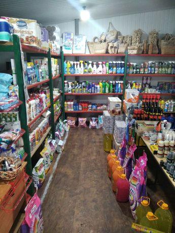 Продаж діючого бізнесу, магазин побутової хімії на ринку Краснодонців