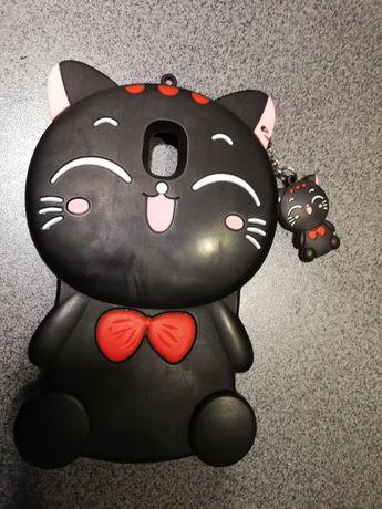 Etui 3d Kitty samsung j3 2016