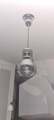 Lampa  wiszaca -żarówka