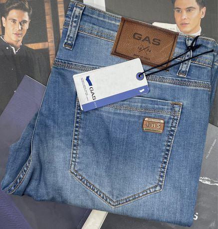 Sale!!!стильні чоловічі джинси Gas(Гас)