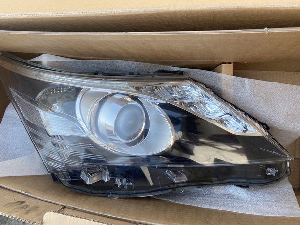 Prawa lampa Toyota Avensis T27 lift Led Bixenon