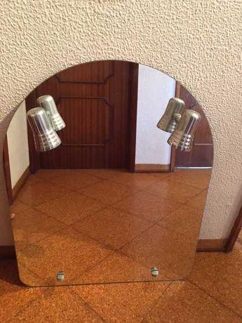 Espelho lindíssimo com luz