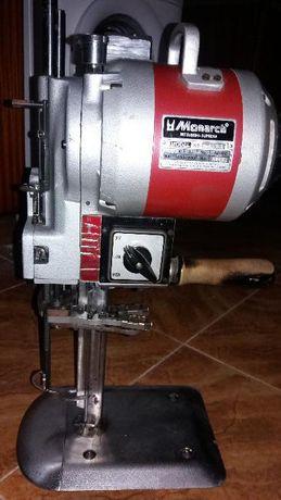 Maquina de cortar tecido trifásico de lamina
