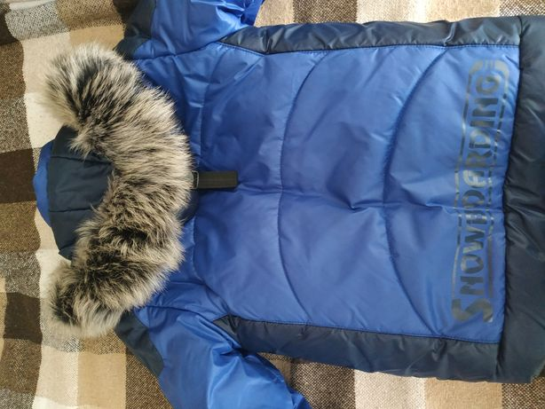 Продаю Зимнюю теплую куртку