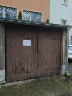 garaż na wynajem - Lodowa