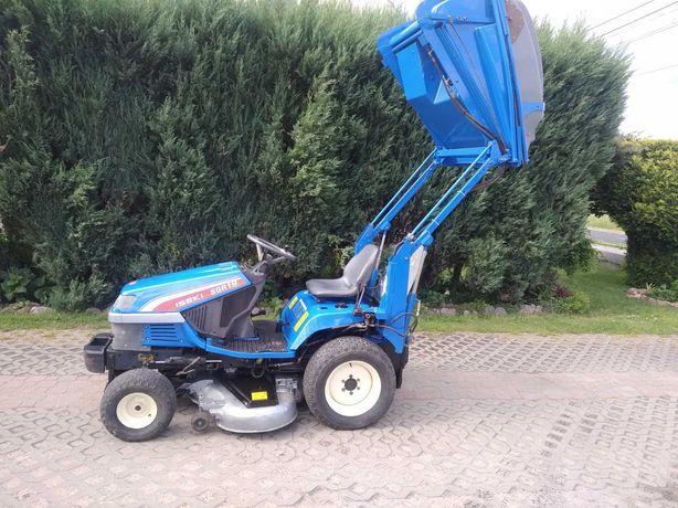 Traktorek kosiarka Iseki sgr19 sxg diesel