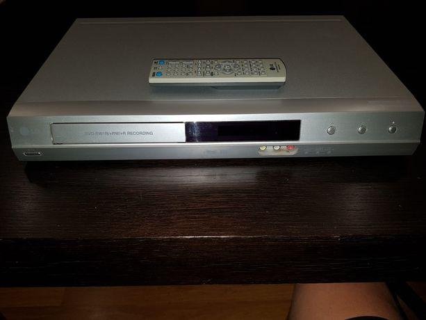 Odtwarzacz DVD RECORDER DR 275 LG
