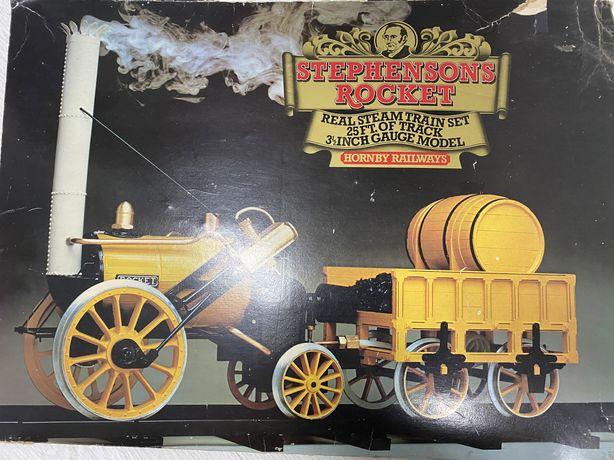 Locomotiva a carvao Replica