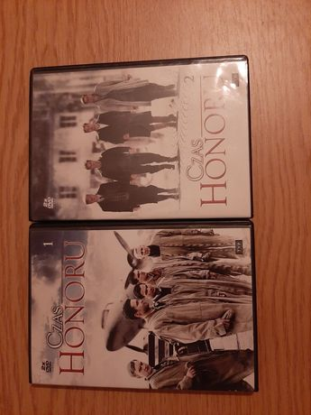 Czas honoru I sezon 13 odcinków DVD
