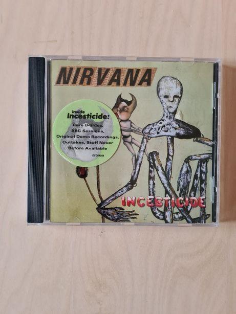 Nirvana - Incesticide - płyta CD - stan bardzo dobry