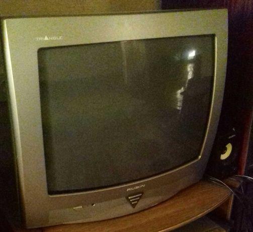 Телевизор Рубин под ремонт