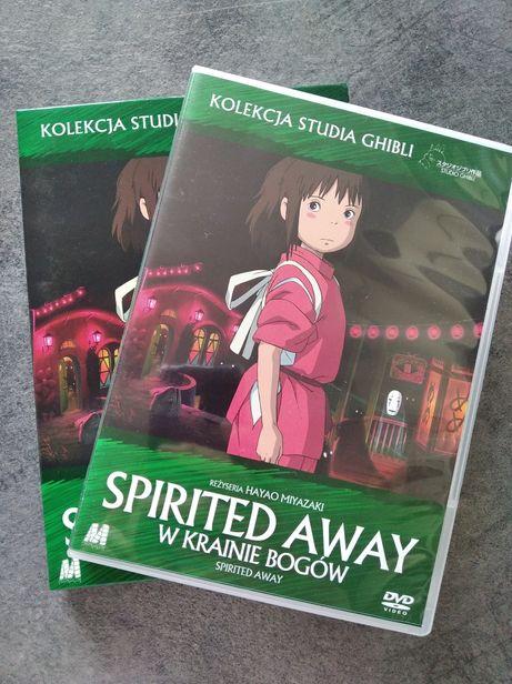 Spirited away. W krainie bogów/ anime PL/ Ghibli