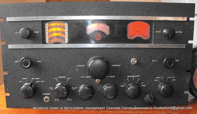 AR 88 RCA легендарний приймач епохи лендлізу