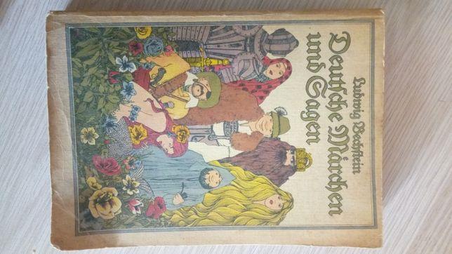 Народные сказки на немецком