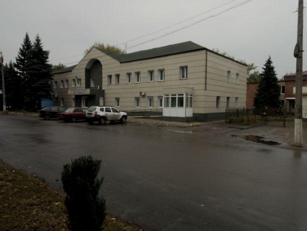 Оренда приміщення в центрі м. Добропілля на вул. Банковій, 41