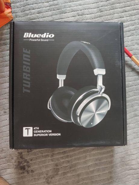 Słuchawki bezprzewodowe Bluedio BT T4S