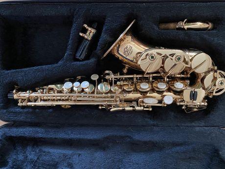Saxofone Soprano curvo J. Michael