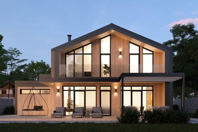 Проект дома. Архитектурное проектирование. Услуги архитектора