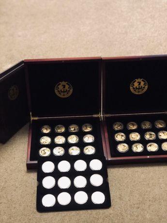 Kolekcja Wielcy Polacy - najtaniej 36 szt! Monety, medale, numizmaty